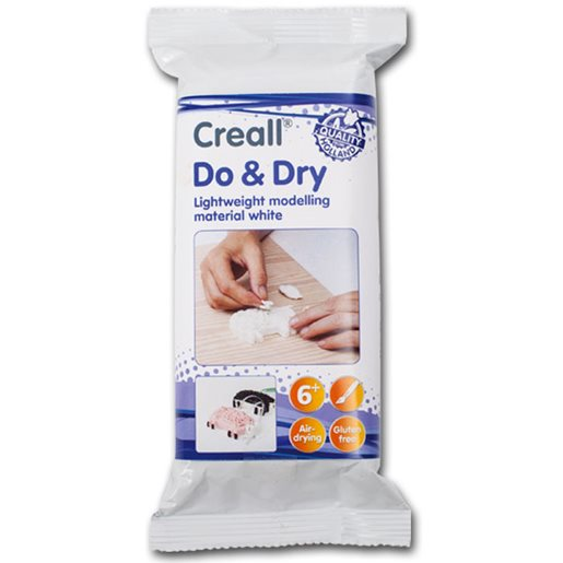 Do & Dry Light Air Drying Modelling Clay