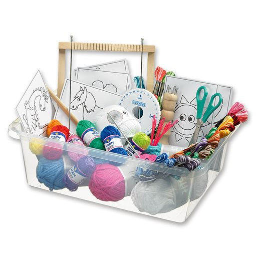 Create With Yarn Craft Set