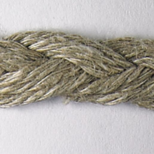 Braided Linen Tape, 8mm