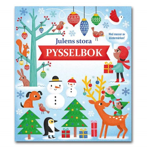 Big Christmas Activity Book