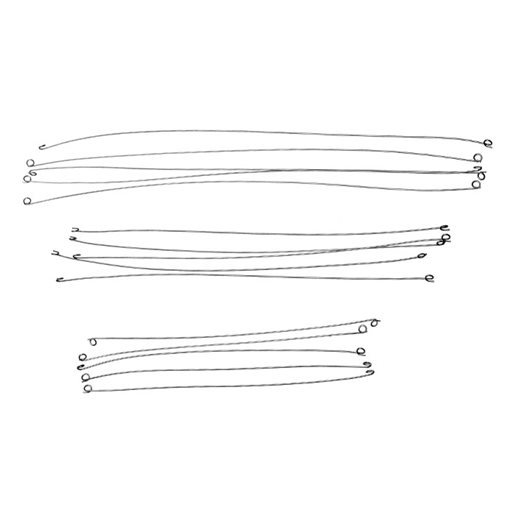 Mobile metal wire