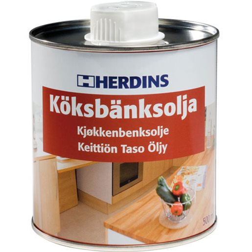 Kitchen Worktop Oil