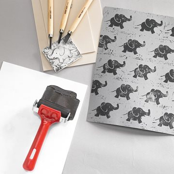 Linoleum Cutting